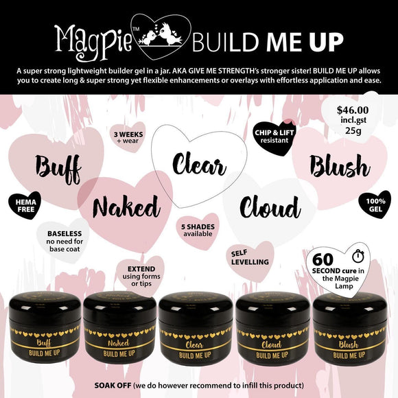 Build Me Up Masterclass Training Kit