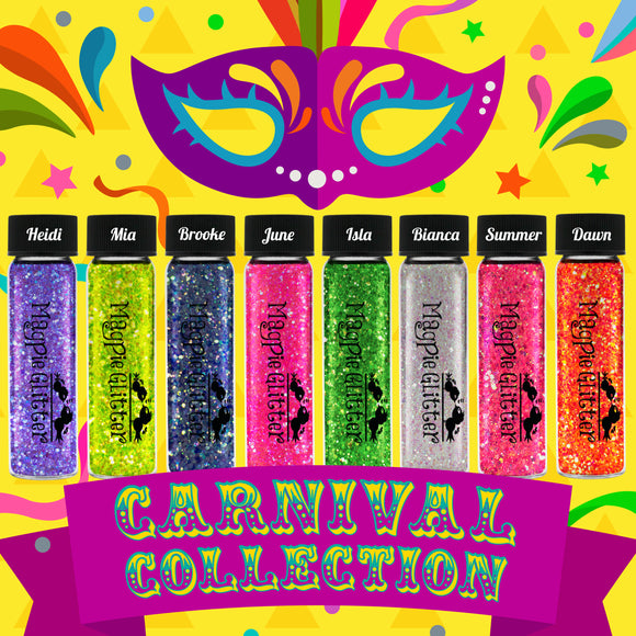 GLITTER CARNIVAL COLLECTION
