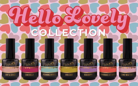 Hello Lovely Gel Colour Collection