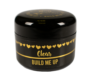Build Me Up Pot - Clear