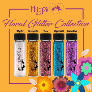 FLORAL GLITTER COLLECTION