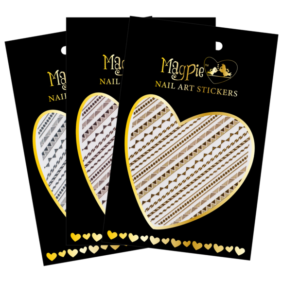 Nail Art Stickers 001