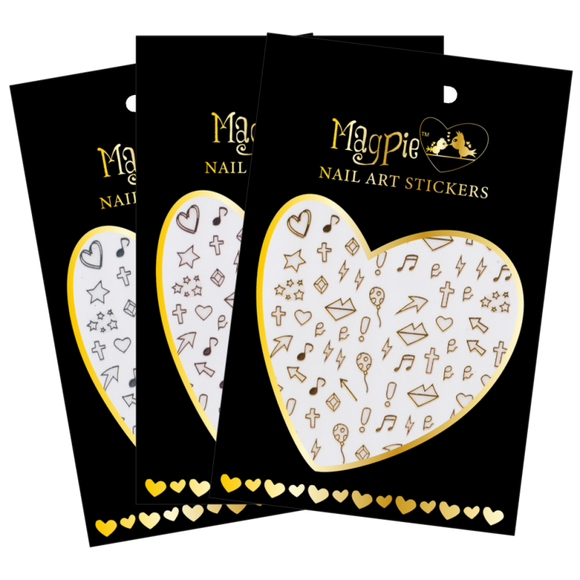 Nail Art Stickers 012