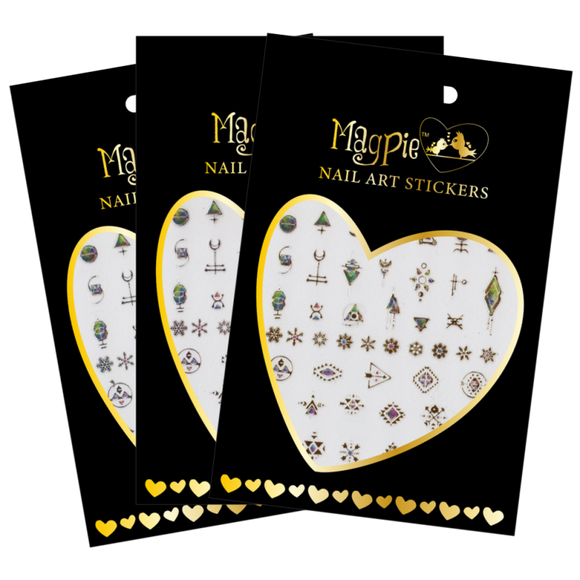 Nail Art Stickers 026