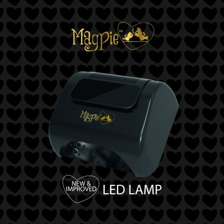 Magpie LED Lamp - Black (PRE-ORDER)