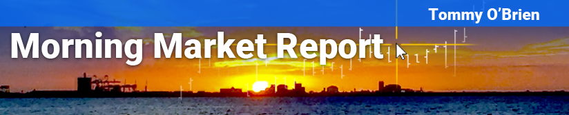 Morning Market Report - March 20, 2020