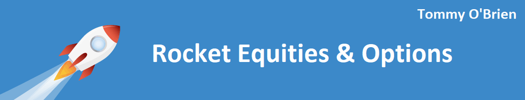 Rocket Equities & Options Update - August 6, 2020