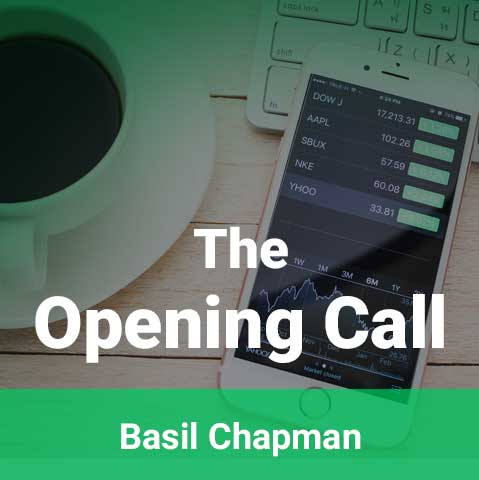The Opening Call Newsletter by Basil Chapman