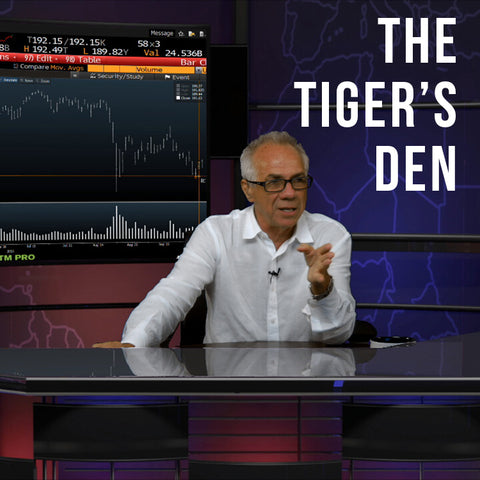 Tiger's Den Trading Room