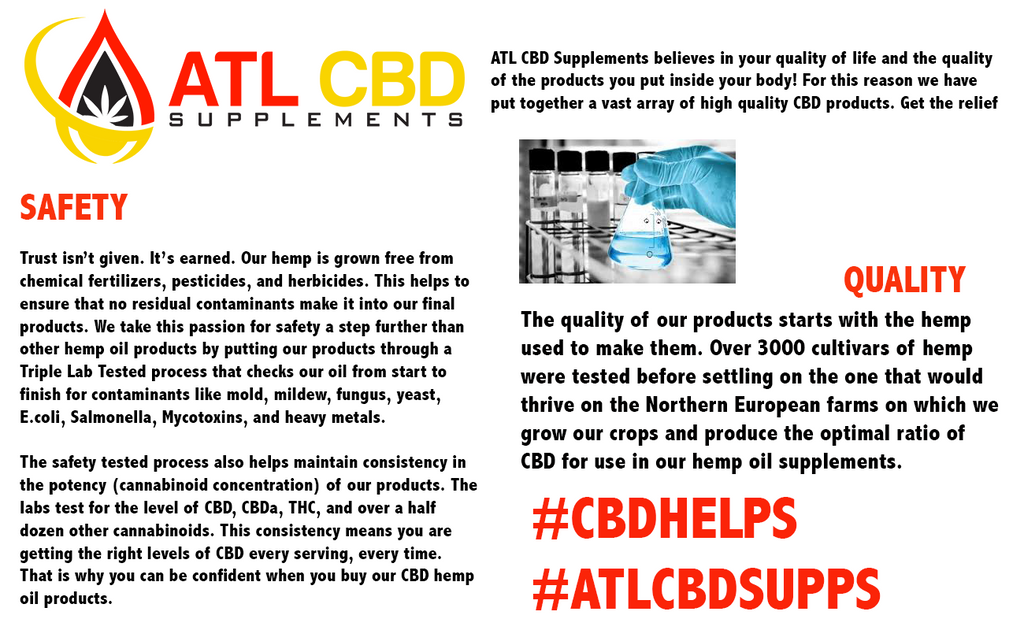 atlanta cbd supplements
