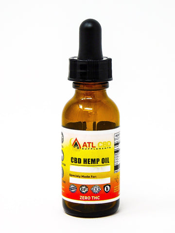 Extra Strength CBD Oils: 600mg-9000mg