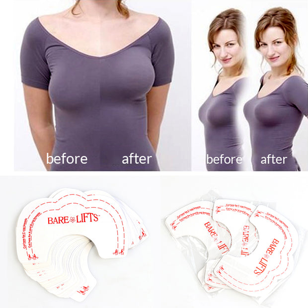 BARE LIFTS - THE INSTANT STRAPLESS BREAST LIFT