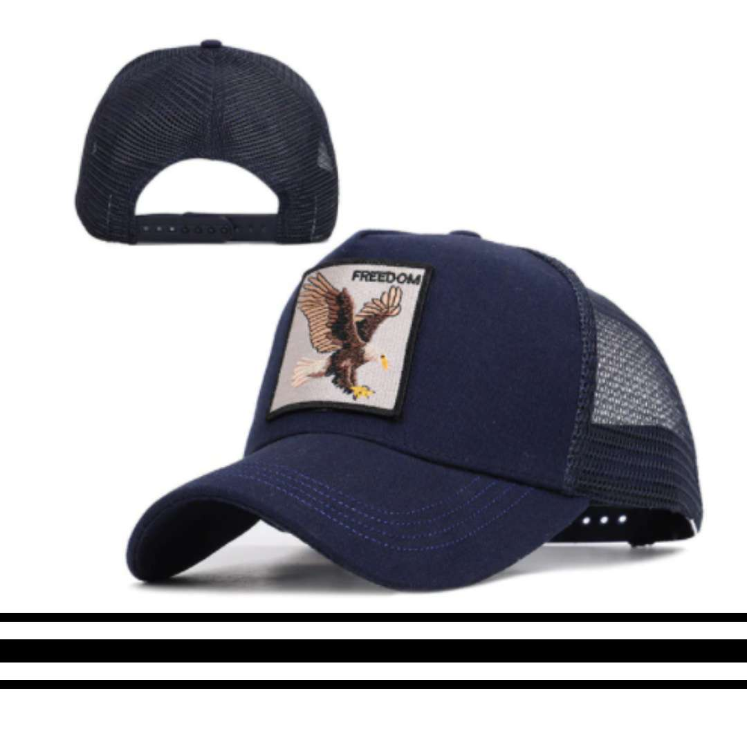 JCP - Unisex Animal Kingdom Style Trucker Cap