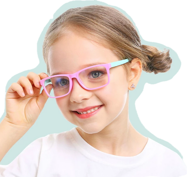 Computer Glasses For Kids. Glax Kids™
