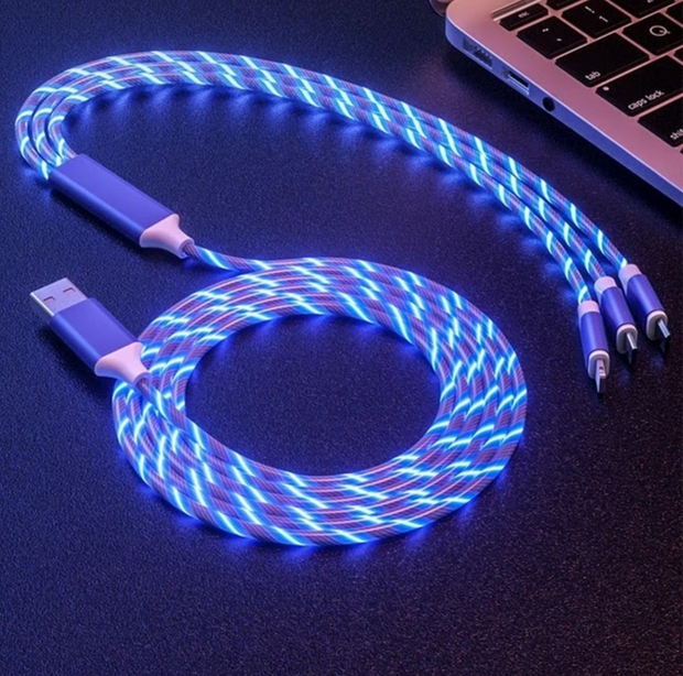 LED CABLE CHARGER