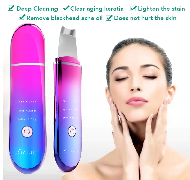 ULTRASONIC PORE CLEANER FACE