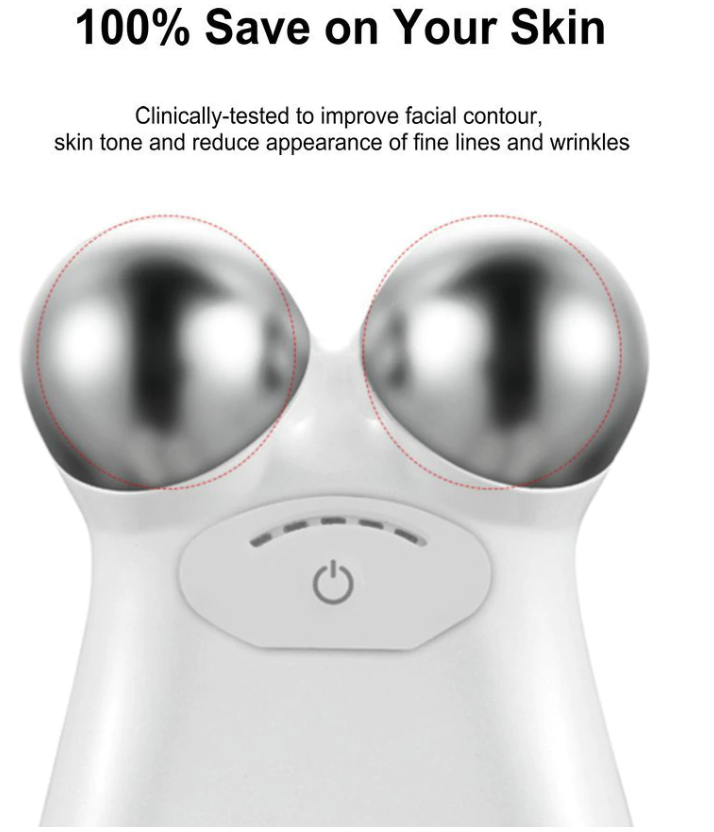 ELECTRIC ROLLER MASSAGER FACIAL