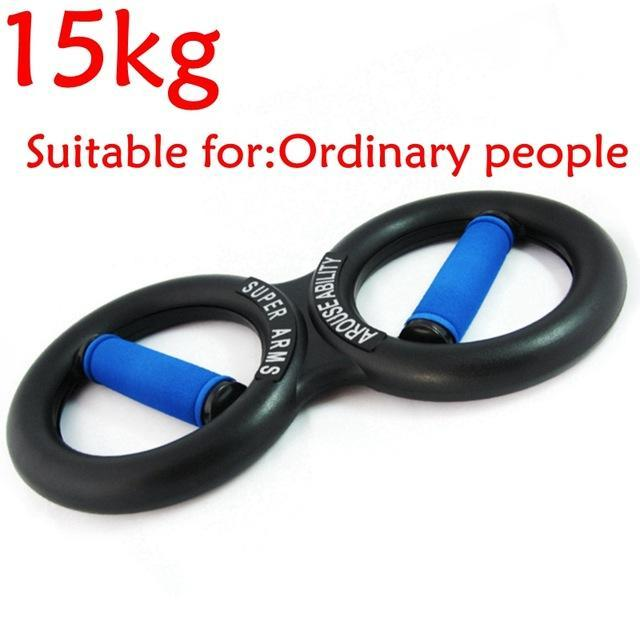 """8"" Shaped Arm Strength Trainer"