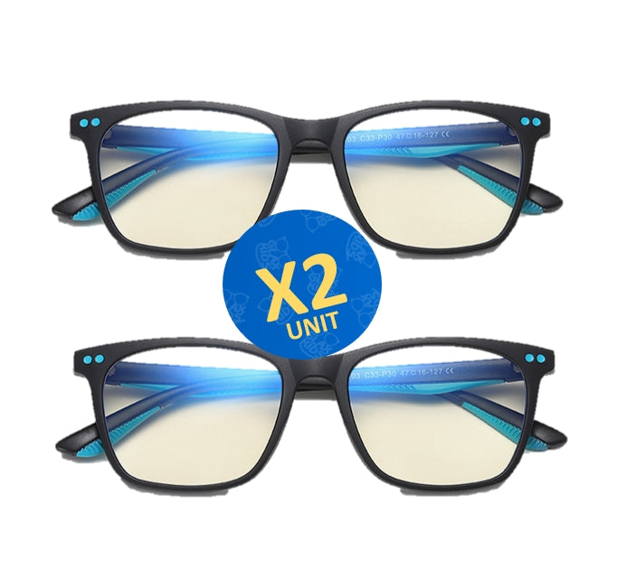 Computer Glasses For Kids. Glax Kids™2020 x2