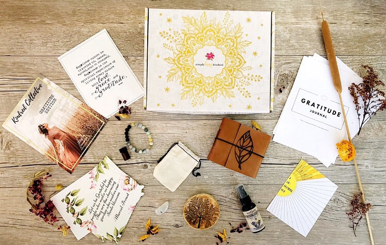 Gratitude- Journey Mini Box