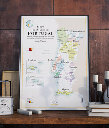 wine map portugal mapa vinho