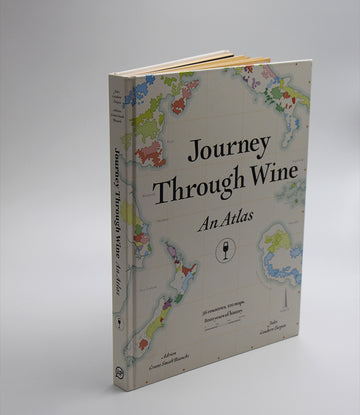 journey through wine an atlas book