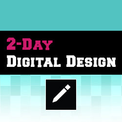 BEGINNER Digital Design + Art: 12-13 APR 2021