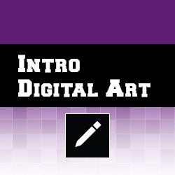 1-DAY INTERMEDIATE Digital Art Intro: 14 APR 2021