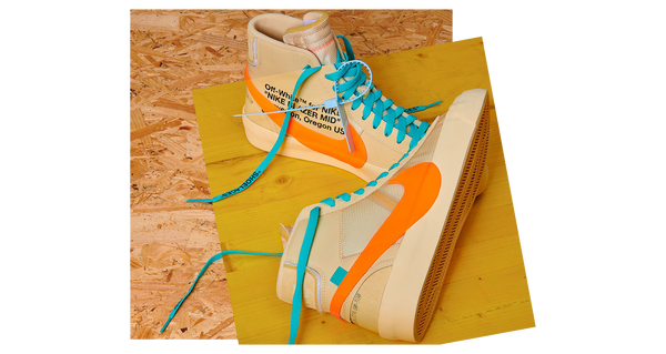 "The 10: Nike Blazer Mid ""Canvas/Pale Vanilla/Total Orange"""