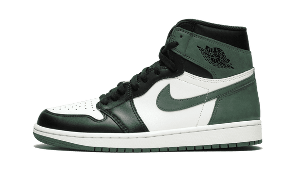 Nike Air Jordan 1  Clay Green