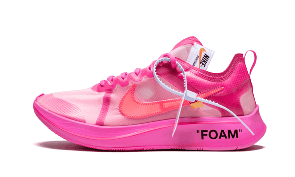 Nike x Off White Zoom Fly SP Pink