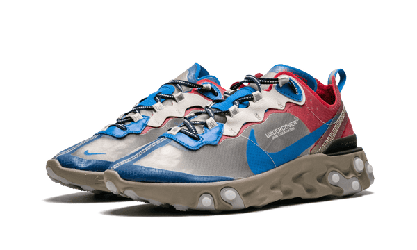"Nike React Element 87/Undercover ""Light Beige"""