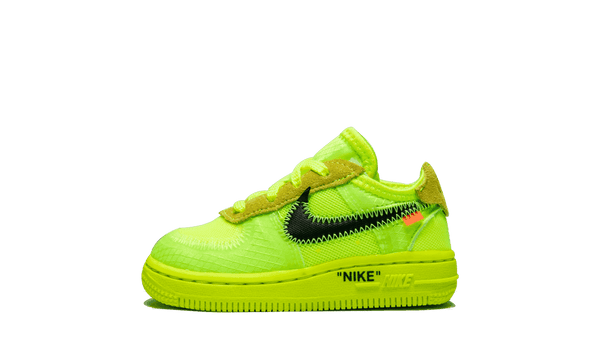 Nike x Off White Air Force 1 TD Volt