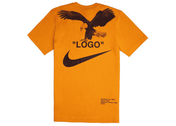 Nike x Off white NRG A6 Tee Orange