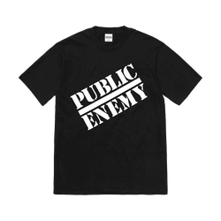 Supreme / Public Enemy Blow Your Mind Tee