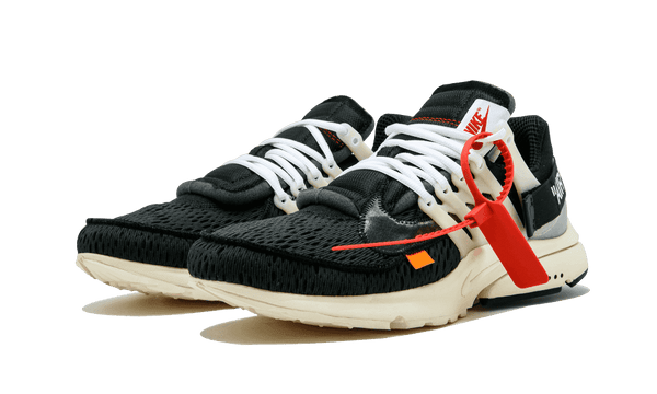 "Nike x Off White Air Presto ""OG"" (slightly used)"
