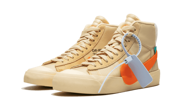 "Nike x Off White Blazer Mid ""All Hallows Eve"""