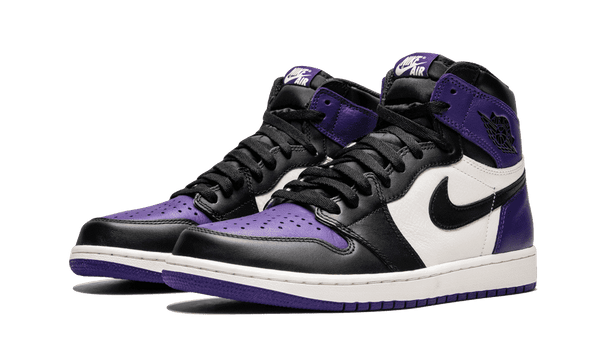 "Nike Air Jordan 1 ""Court Purple"""