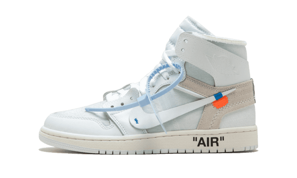 Nike x Off White Air Jordan 1 NRG White
