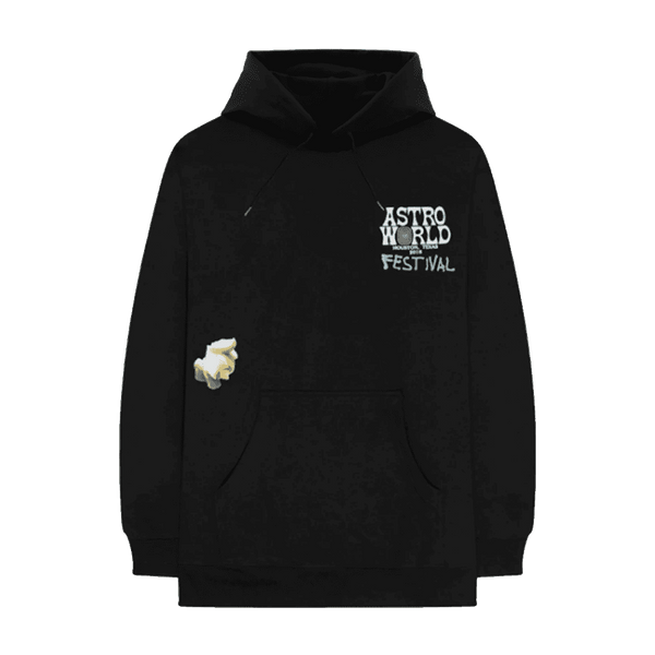"Astroworld ""Air Brush Festival"" Hoodie"