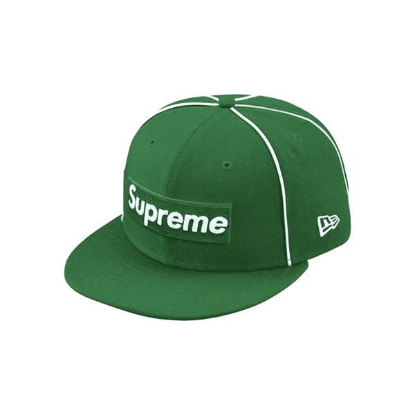 Supreme x New Era Box Logo Cap