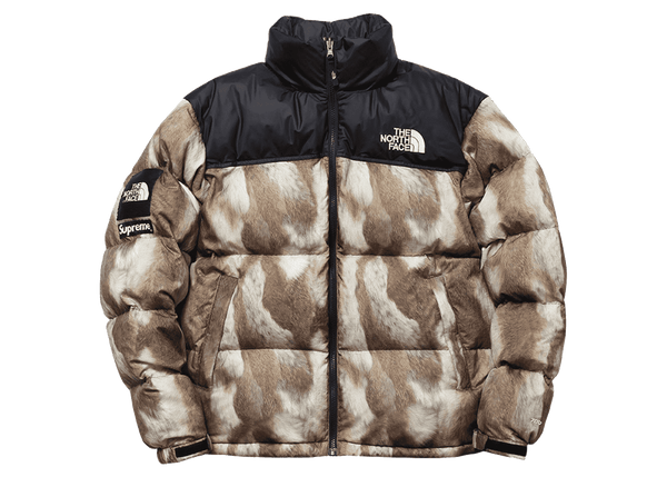 Supreme x The North Face Fur Nuptse (2013)