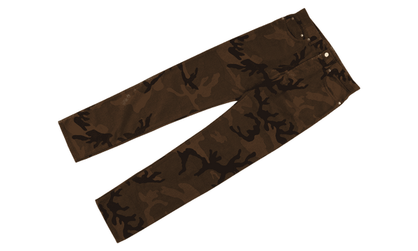 Supreme x Louis Vuitton Camo Regular Jeans