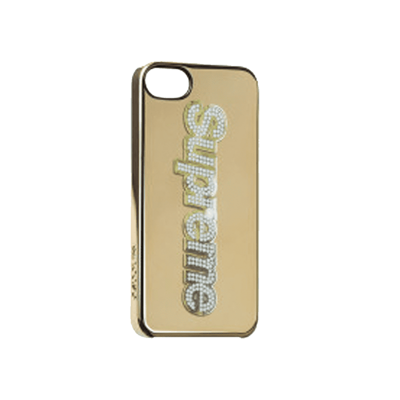 Supreme Bling iPhone 5 Case