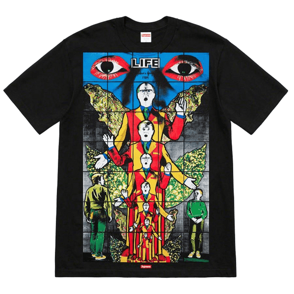 Gilbert & George x Supreme LIFE Tee Medium