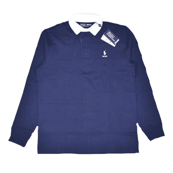Palace x Ralph Lauren Polo Rugby Shirt