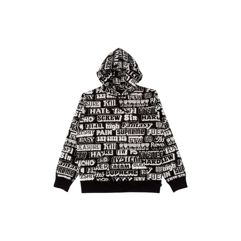 Supreme Hysteric Glamour Hoodie