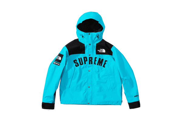 Supreme x The North Face S/S19 Jacket Blue