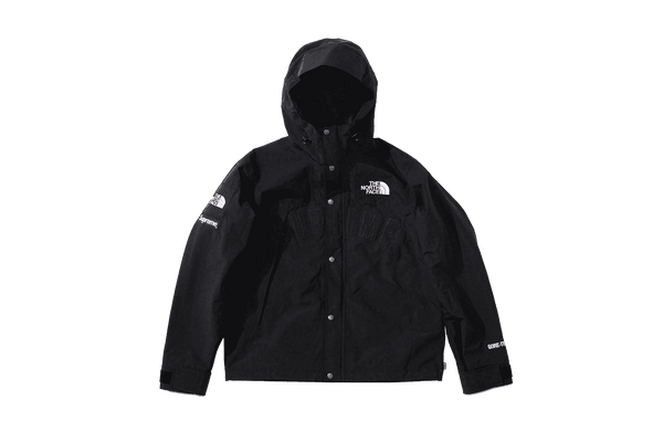 Supreme x The North Face S/S19 Jacket Black