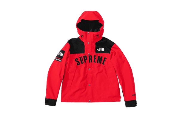 Supreme x The North Face S/S19 Jacket Red